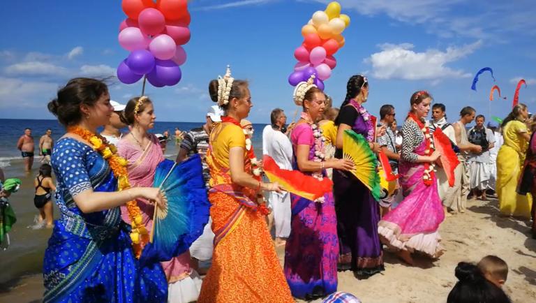 Festival von Indien in Misdroy