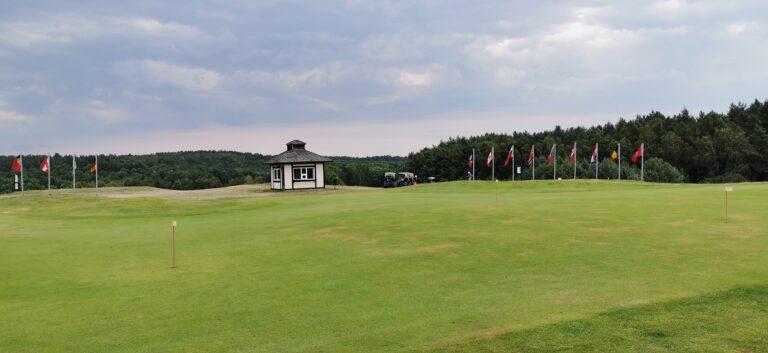 Klub golfowy Amber Baltic Golf Club Międzyzdroje Kołczewo